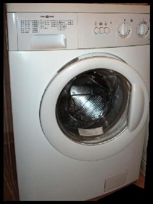 Bild Tvättmaskin Electro Helios